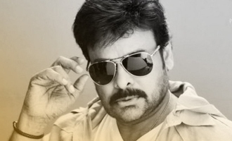 Chiranjeevi surprises with new look