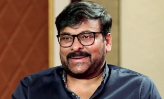 Chiranjeevi opens up on his next project