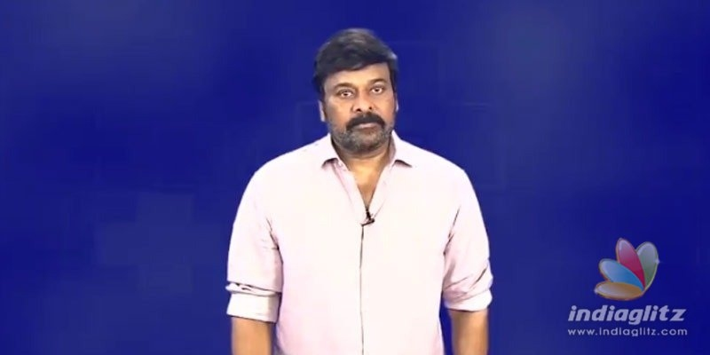 Dont panic too much, but dont be reckless either: Chiranjeevi