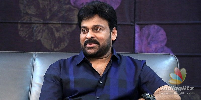 Dont know how Mahesh Babus name came out: Chiranjeevi