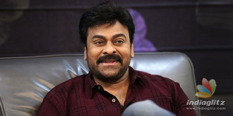 Chiranjeevi opens up on Ram Charans presence in Acharya