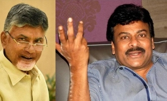 Chiranjeevi praises political rival Naidu to skies