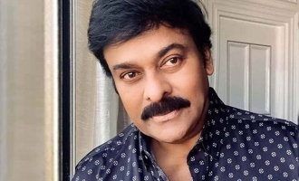 Chiranjeevi reveals secret