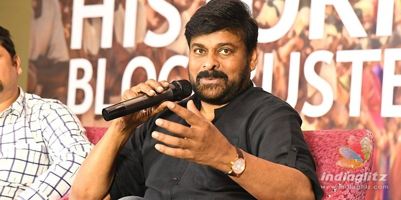 Chiranjeevi had tense moments on that day