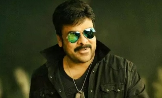 Megastar Chiranjeevi to work with Mahathi
