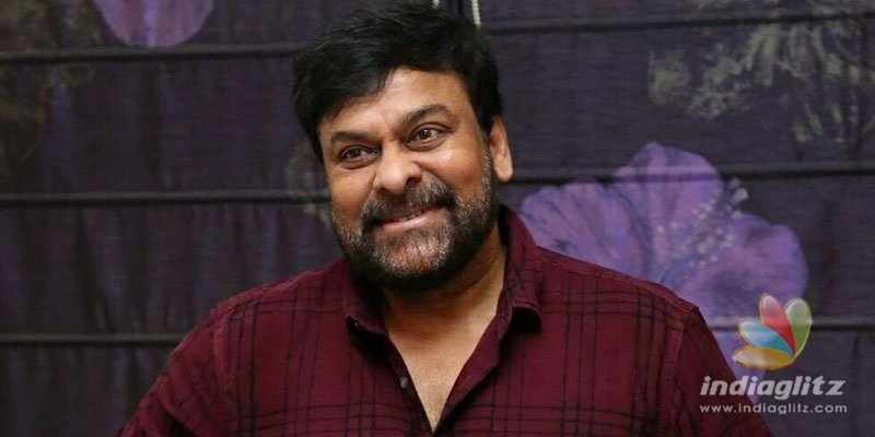 Chiru uses Twitter debut to make a fervent appeal
