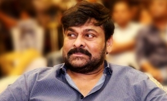 Chiru's video gives a glimpse of his superb house
