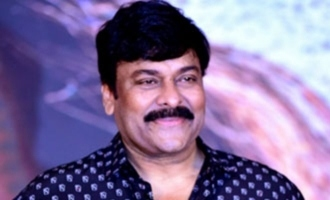 Chiranjeevi greets on May Day with a cinematic touch