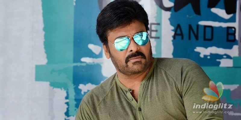 Chiranjeevi to give his feedback on nephews film