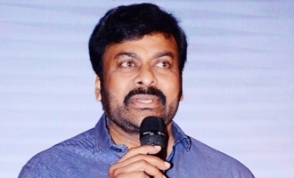 The encounters are a warning to villains: Megastar Chiranjeevi