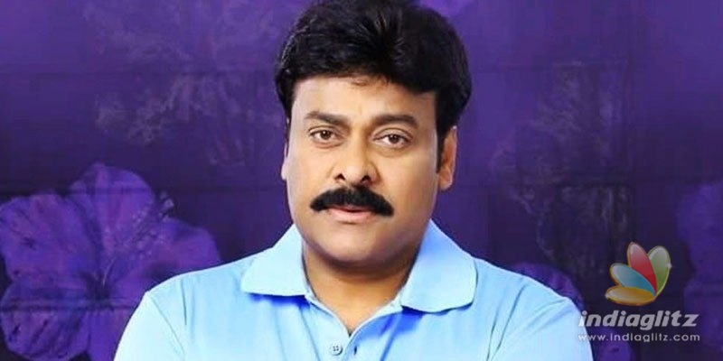 Chiranjeevi proudly shares granddaughters Rudrama Devi act