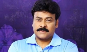 Chiranjeevi proudly shares granddaughter's Rudrama Devi act