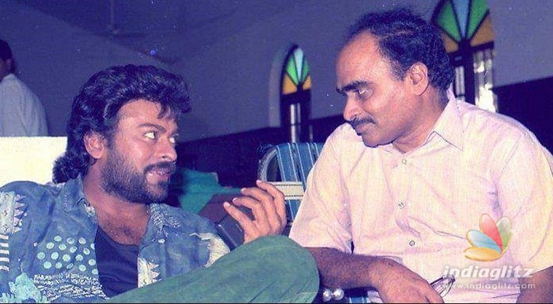 The man who helped Chiranjeevi & loved him