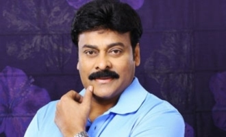 Chiranjeevi reacts to Ram Charan-Shankar-Dil Raju movie announcement