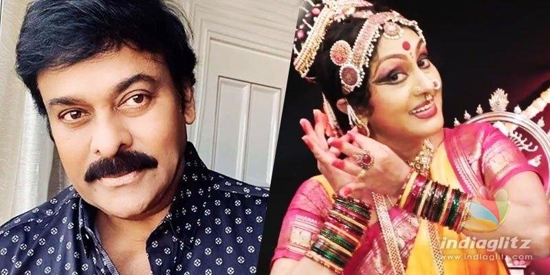 Chiranjeevi pays a rich tribute to Shobha Naidu
