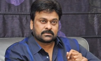 CCC meeting done at Chiranjeevi house