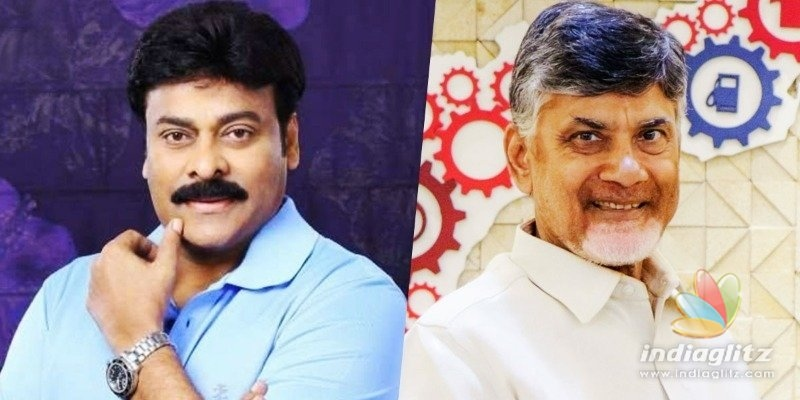 Chiranjeevi calls CBN committed on his birthday