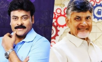 Chiranjeevi calls CBN 'committed' on his birthday