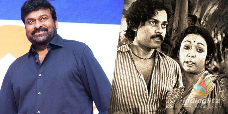 Its my birthday as an actor, says Chiranjeevi