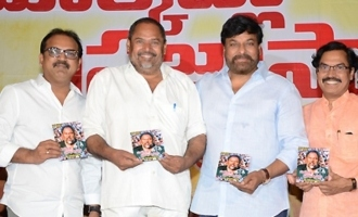 Chiranjeevi Launches Marketlo Prajaswamyam Audio