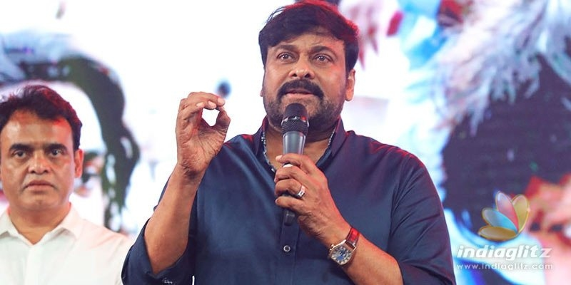 Charan dared to invest Rs 300 Cr: Chiranjeevi