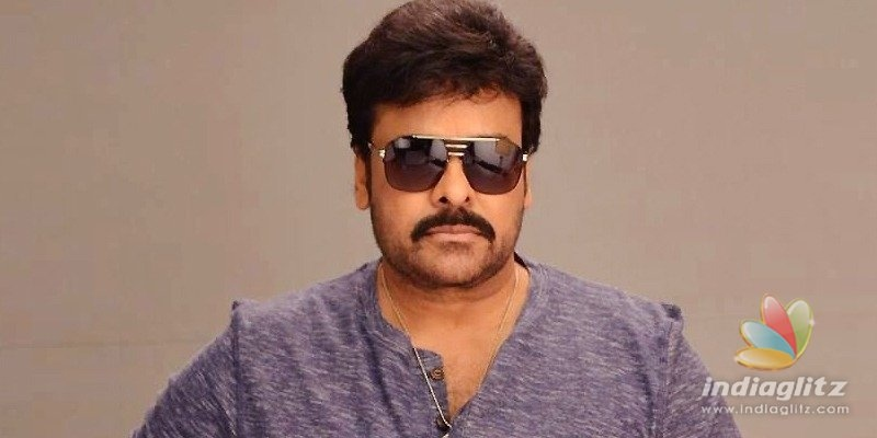 Chiranjeevis next film gets a release date