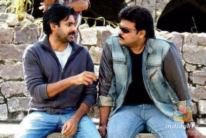 I wanted to meet you Kalyan Babu: Chiranjeevi