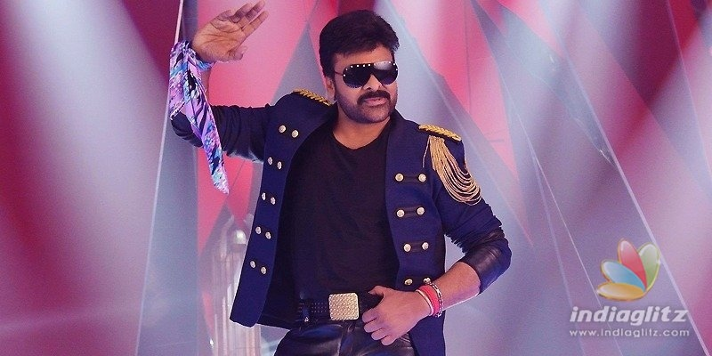 Chiranjeevi to dance at fund-raiser event