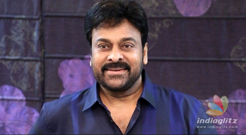 Chiranjeevi fondly says sorry to girl