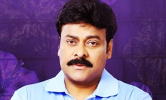 Chiranjeevi fondly remembers 'founding father'