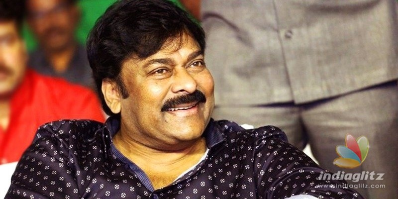 Chiranjeevi shares his most satisfying moments!