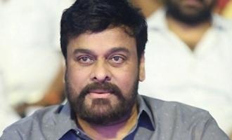 Rajkumar's demise saddens Megastar Chiranjeevi