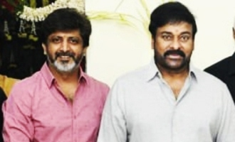 Chiranjeevi-Mohan Raja's remake project launched
