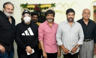 Megastar Chiranjeevi 153rd movie Start