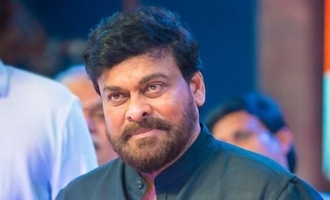 That's what I said to Charan after Rajamouli's film: Chiranjeevi
