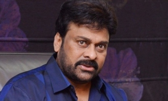 Chiranjeevi recalls his association with Rallapalli