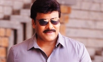 First Look of Chiranjeevi's 'Acharya' on this date!