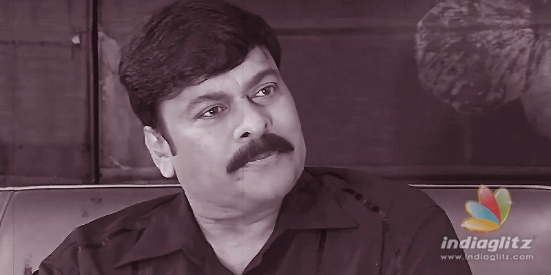 My father acted in a few films & influenced me: Chiranjeevi
