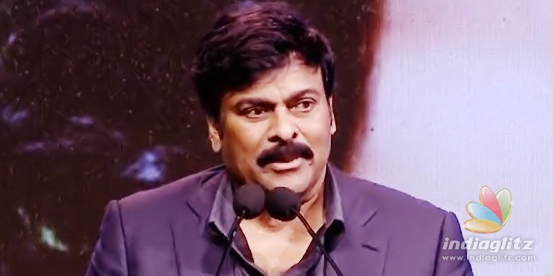 Chiranjeevi has hidden a secret from his wife!