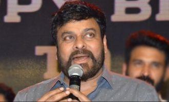 Chiranjeevi on Vijay Deverakonda, 'Attarintiki Daredi' sentiment