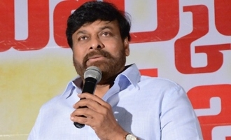 Murthy loved and married cinema: Chiranjeevi