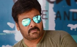 Chiru works with trainer recommended by Bollywood actor