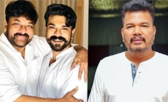 Exclusive: Chiranjeevi to star in Ram Charan, Shankar film!