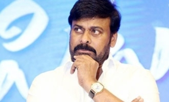 Megastar chiranjeevi appealed to government padma award to late director dasari narayana rao