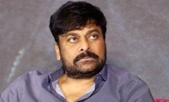 Dasari deserves a Padma honour: Chiranjeevi