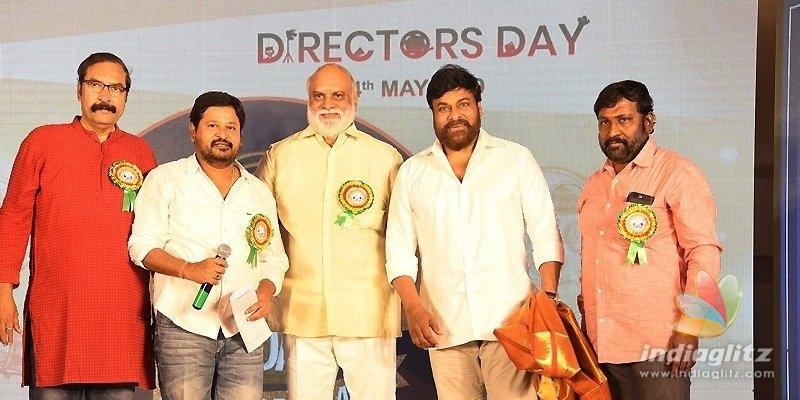 Chiru, Rajamouli, KRR announce big donations to TFDA