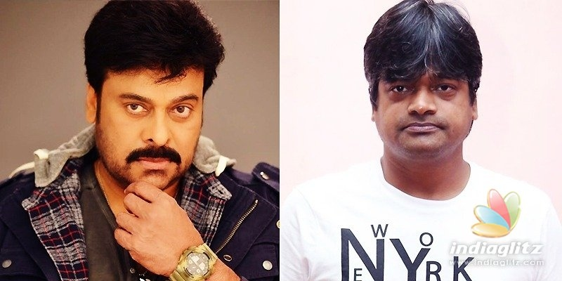Chiranjeevi & Harish Shankar team up!