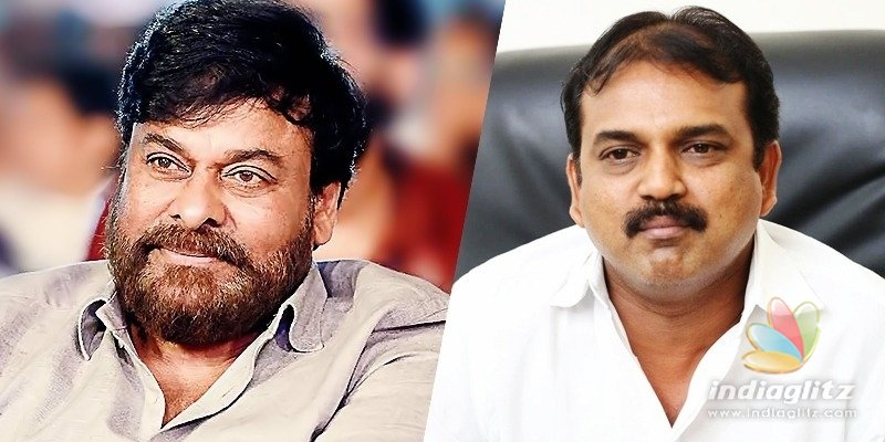 Chiranjeevi does a mistake, says sorry to Koratala