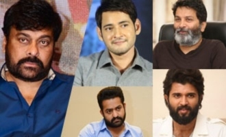 Hyderabad rains: Chiranjeevi, Mahesh Babu, Jr NTR, Vijay Deverakonda, Trivikram, others donate big