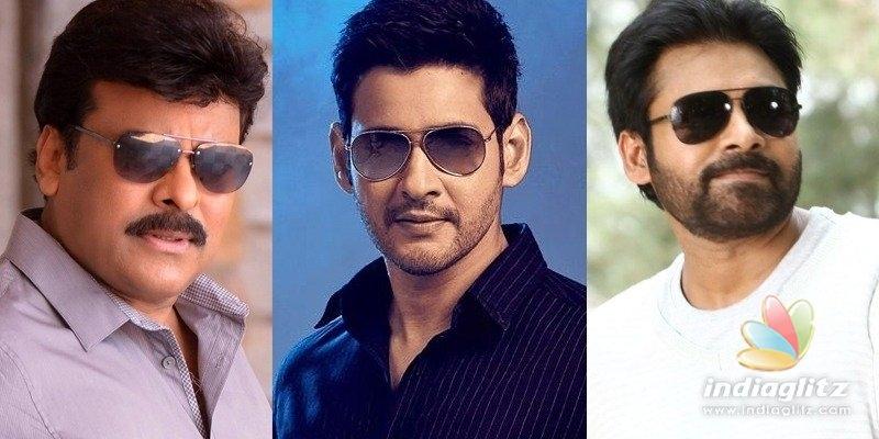 Chiranjeevi, Mahesh Babu, Pawan Kalyan wish T leader